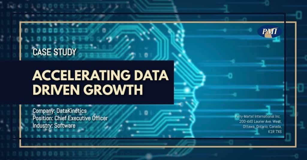 SAAS Chief Executive Officer Case Study DataKinetics