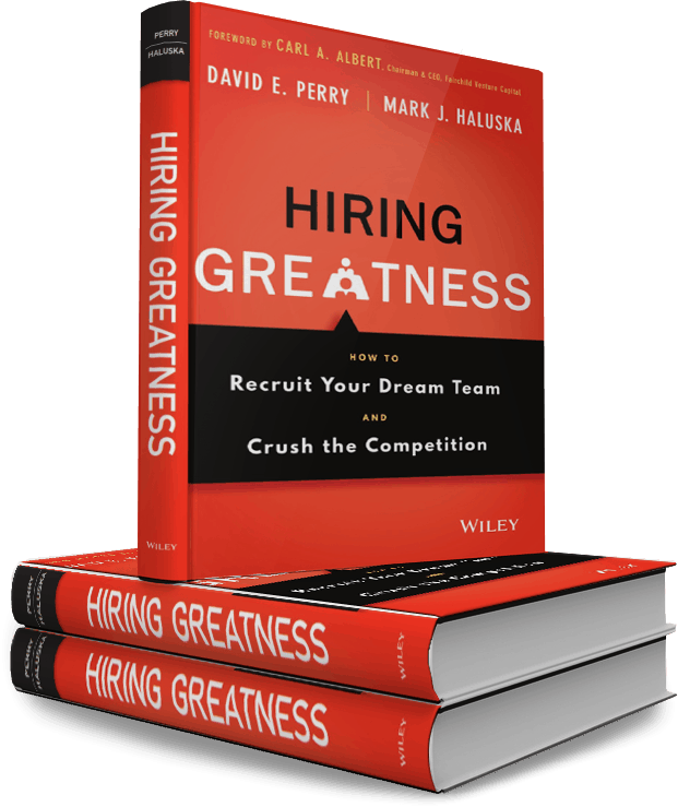 Hiring Greatness Hardcover
