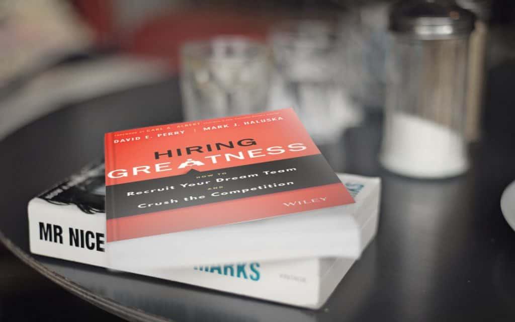 Hiring Greatness Books